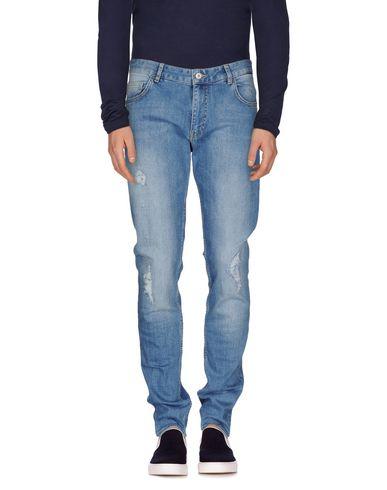 Джинсовые брюки LOVE MOSCHINO 42541639LO