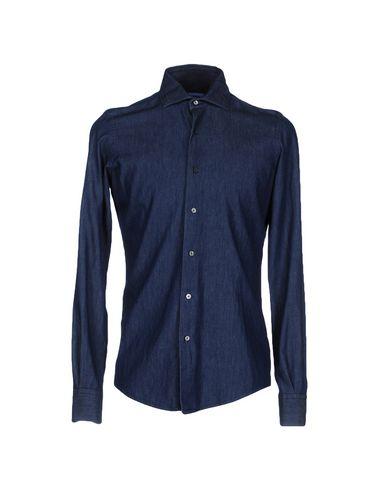 Джинсовая рубашка TAKESHY KUROSAWA 42541785SF