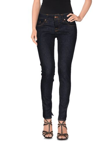 Джинсовые брюки (+) PEOPLE 42541874SF