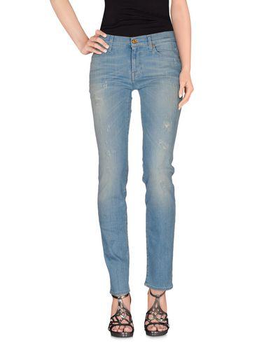 Джинсовые брюки 7 FOR ALL MANKIND 42541923AL