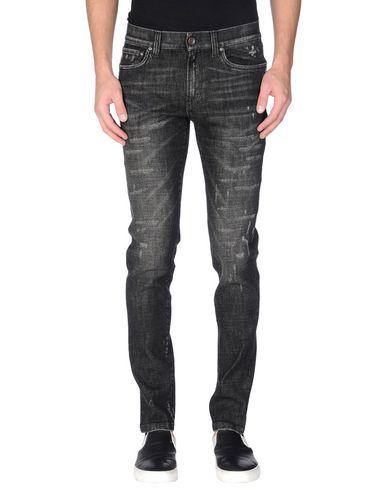 Джинсовые брюки DOLCE & GABBANA 42542244SN