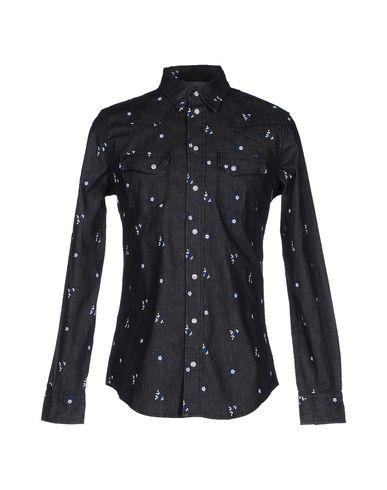 Джинсовая рубашка DOLCE & GABBANA 42542423OI