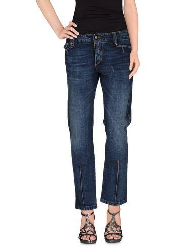 Джинсовые брюки ERMANNO SCERVINO 42542867TG