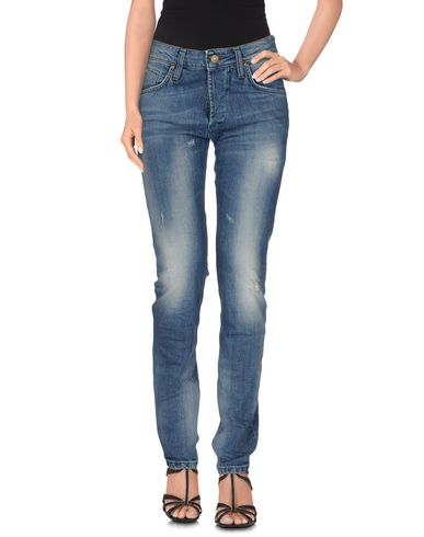 Джинсовые брюки TAKESHY KUROSAWA 42543072IT