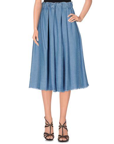 Джинсовая юбка FORNARINA 42543365UG
