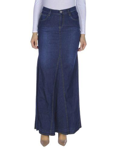 Джинсовая юбка FORNARINA 42543367HV
