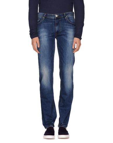 Джинсовые брюки VERSACE JEANS 42543379BK
