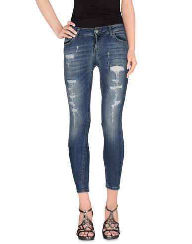 Джинсовые брюки FORNARINA 42543562PK