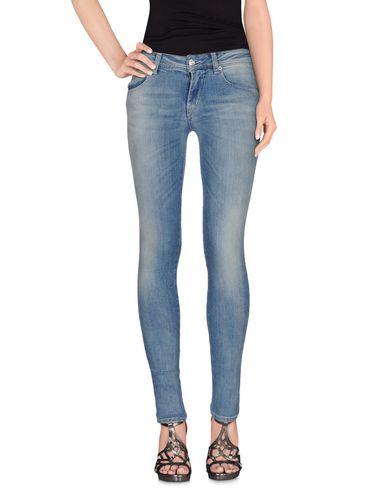 Джинсовые брюки FORNARINA 42543582KF