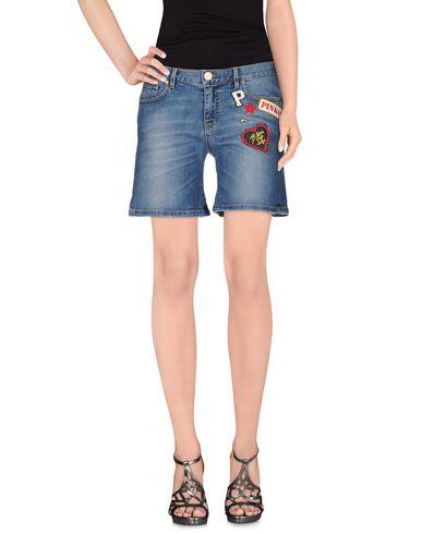 Джинсовые шорты PINKO 42543713WJ