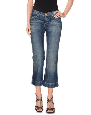 Джинсовые брюки-капри PAOLA FRANI J 42543748HJ