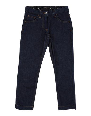 Джинсовые брюки DOLCE & GABBANA 42544056KK