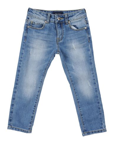 Джинсовые брюки HEACH JUNIOR BY SILVIAN HEACH 42544070IJ