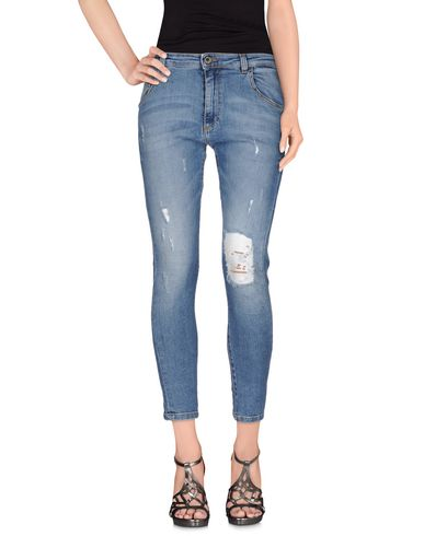 Джинсовые брюки MANGANO 42544296TX