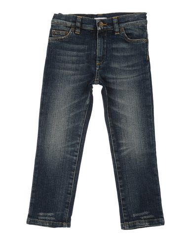 Джинсовые брюки DOLCE & GABBANA 42544441LD