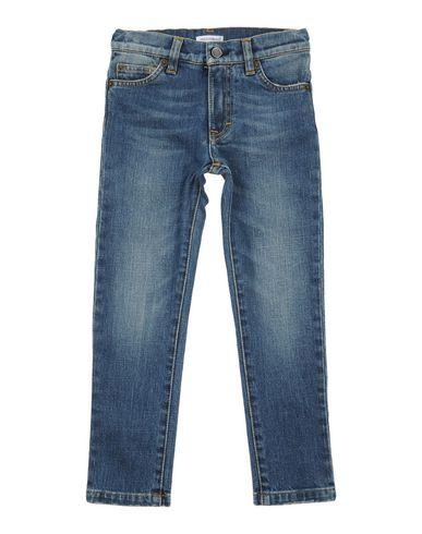 Джинсовые брюки DOLCE & GABBANA 42544490CF