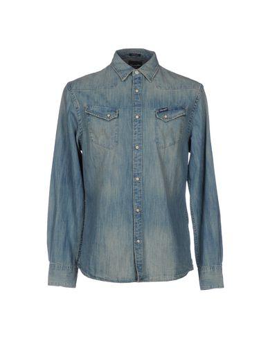 Джинсовая рубашка WRANGLER 42544494SV