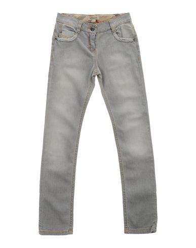 Джинсовые брюки BURBERRY 42544522UX