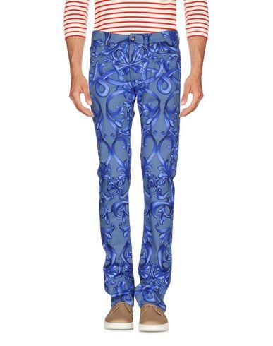Джинсовые брюки VERSACE 42544638QF