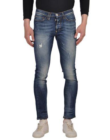 Джинсовые брюки PAOLO PECORA 42544818UE