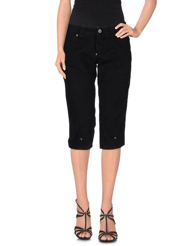 Джинсовые брюки-капри TWIN-SET SIMONA BARBIERI 42544905HR
