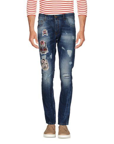 Джинсовые брюки FRANKIE MORELLO 42545091BT