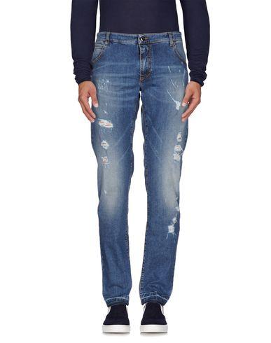 Джинсовые брюки ERMANNO SCERVINO 42545402BK