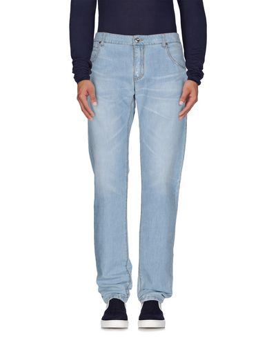 Джинсовые брюки ERMANNO SCERVINO 42545408PU