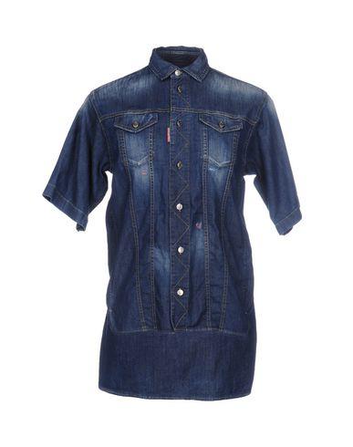 Джинсовая рубашка DSQUARED2 42545496SV