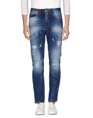 Джинсовые брюки FRANKIE MORELLO 42545502PD