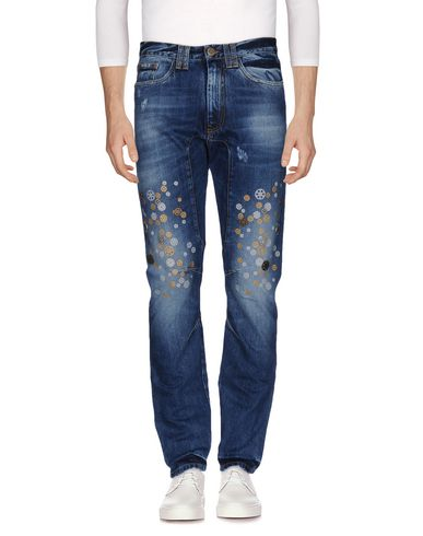 Джинсовые брюки FRANKIE MORELLO 42545503EV
