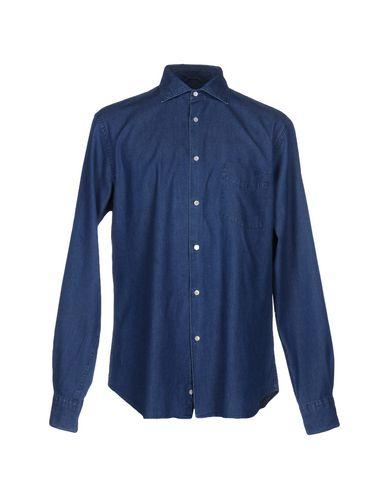 Джинсовая рубашка ASPESI 42545830DI
