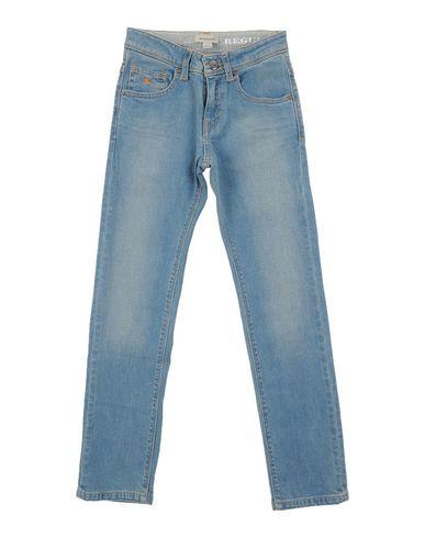 Джинсовые брюки BURBERRY CHILDREN 42545886FO