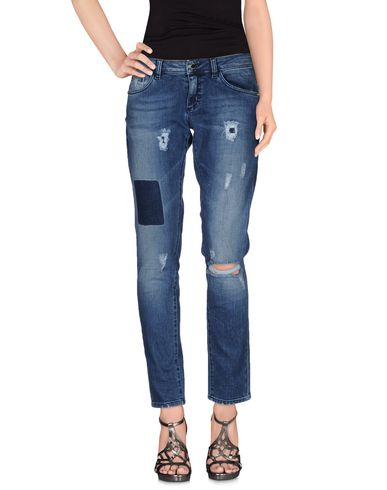 Джинсовые брюки MANGANO 42545921AM