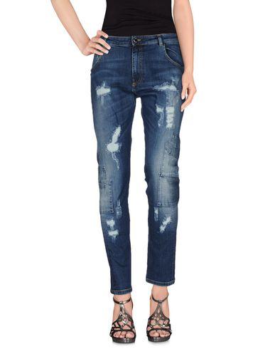 Джинсовые брюки MANGANO 42546003JX