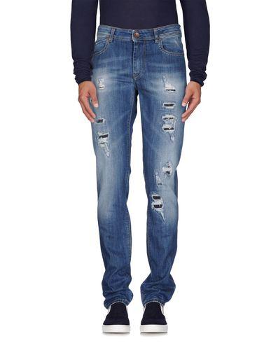 Джинсовые брюки RE-HASH 42546185ER