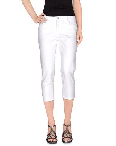 Джинсовые брюки-капри BLUMARINE 42546231BE