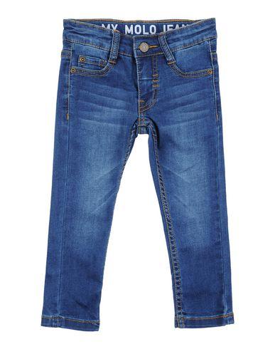 Джинсовые брюки MOLO 42546268FQ