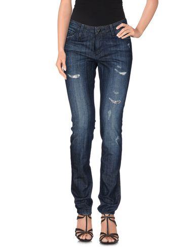 Джинсовые брюки LEROCK 42546363II