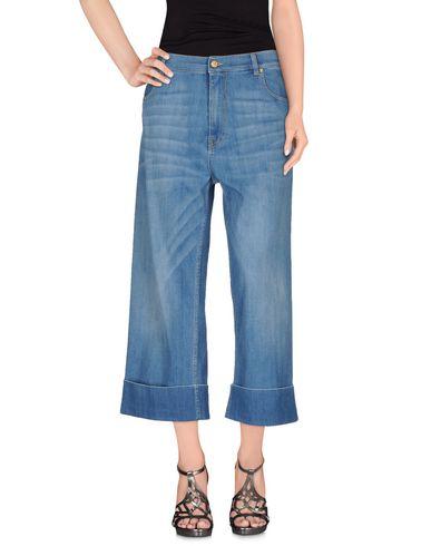 Джинсовые брюки-капри RE-HASH 42546769EB
