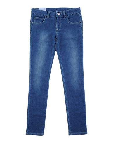 Джинсовые брюки GUCCI 42546812RQ