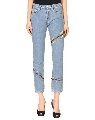 Джинсовые брюки MSGM 42546990BK