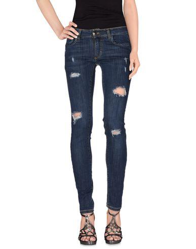 Джинсовые брюки ANIYE BY 42547022JG
