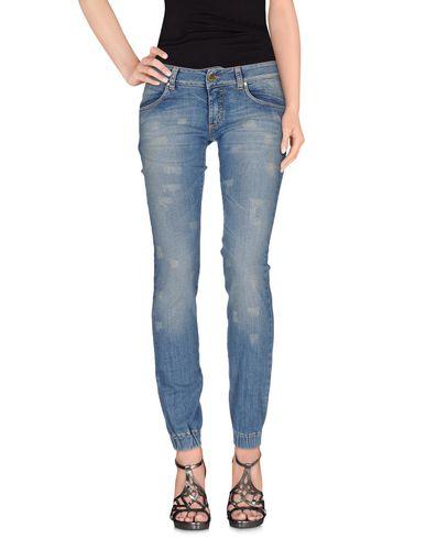 Джинсовые брюки MET IN JEANS 42547039ON