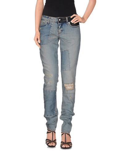 Джинсовые брюки MCQ ALEXANDER MCQUEEN 42547079GT