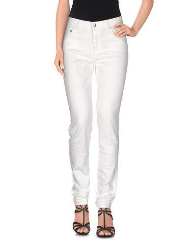 Джинсовые брюки MCQ ALEXANDER MCQUEEN 42547110RK