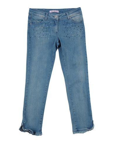 Джинсовые брюки MISS BLUMARINE 42547124XK