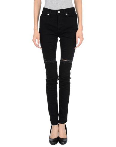 Джинсовые брюки MCQ ALEXANDER MCQUEEN 42547363NI