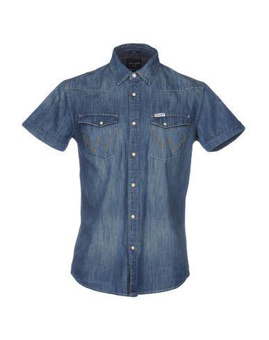 Джинсовая рубашка WRANGLER 42547435DD