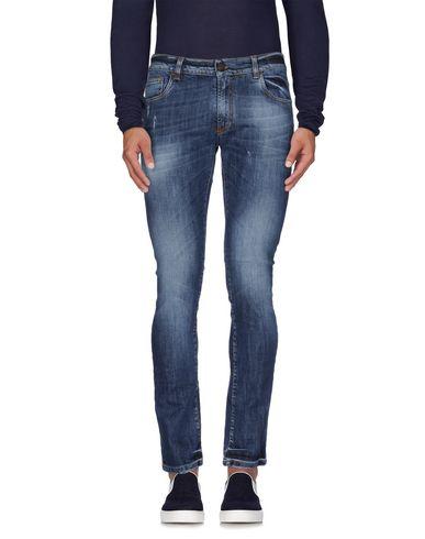 Джинсовые брюки FRANKIE MORELLO 42547513CS